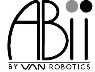 ABII BY VAN ROBOTICS trademark