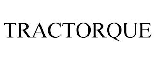 TRACTORQUE trademark