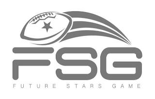 FSG FUTURE STARS GAME trademark