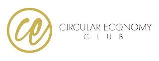 CIRCULAR ECONOMY CLUB (CEC) trademark