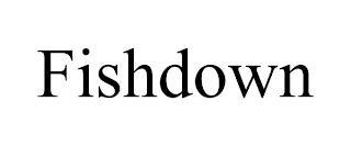 FISHDOWN trademark