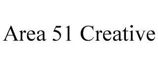 AREA 51 CREATIVE trademark