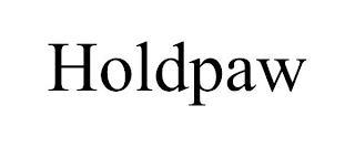 HOLDPAW trademark