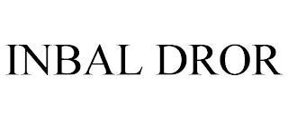 INBAL DROR trademark