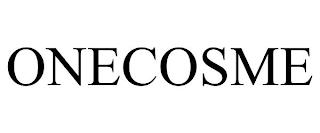 ONECOSME trademark