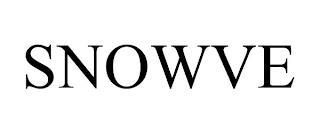 SNOWVE trademark