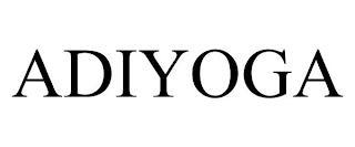 ADIYOGA trademark