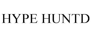 HYPE HUNTD trademark