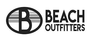 B BEACH OUTFITTERS trademark