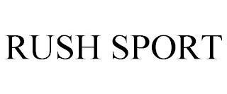 RUSH SPORT trademark