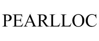 PEARLLOC trademark