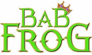 BAB FROG trademark