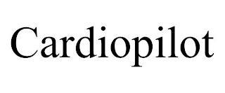 CARDIOPILOT trademark
