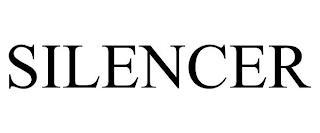 SILENCER trademark