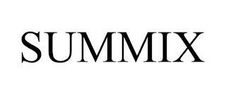 SUMMIX trademark