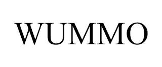 WUMMO trademark