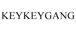 KEYKEYGANG trademark