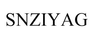 SNZIYAG trademark