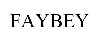 FAYBEY trademark