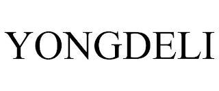 YONGDELI trademark