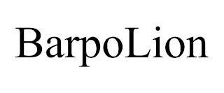 BARPOLION trademark
