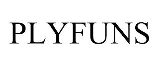 PLYFUNS trademark