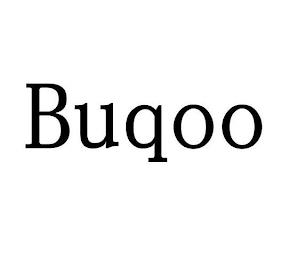 BUQOO trademark