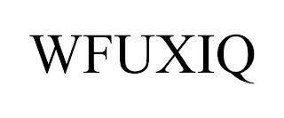 WFUXIQ trademark