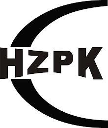 HZPK trademark