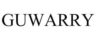 GUWARRY trademark
