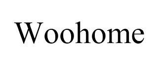WOOHOME trademark