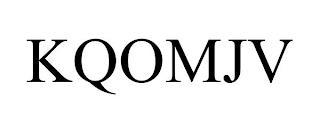KQOMJV trademark