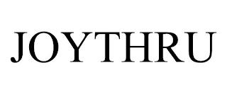 JOYTHRU trademark