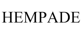 HEMPADE trademark