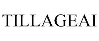 TILLAGEAI trademark