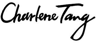 CHARLENE TANG trademark