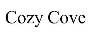 COZY COVE trademark