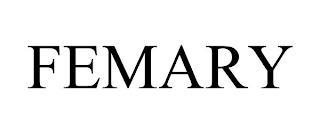 FEMARY trademark