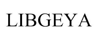 LIBGEYA trademark