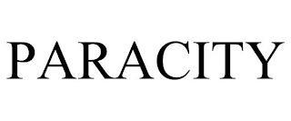 PARACITY trademark