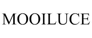 MOOILUCE trademark