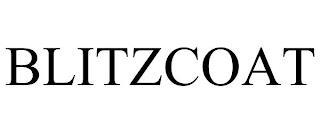 BLITZCOAT trademark