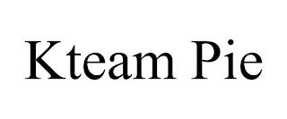 KTEAM PIE trademark
