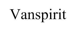 VANSPIRIT trademark