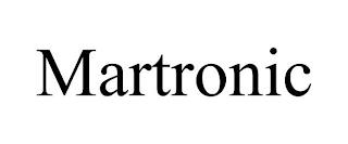 MARTRONIC trademark