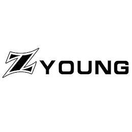 ZYOUNG trademark