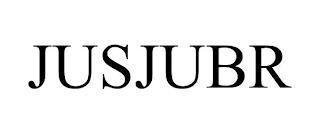 JUSJUBR trademark