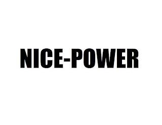 NICE-POWER trademark