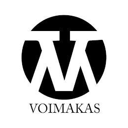 M V VOIMAKAS trademark