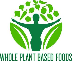 WHOLE PLANT BASED FOODS trademark